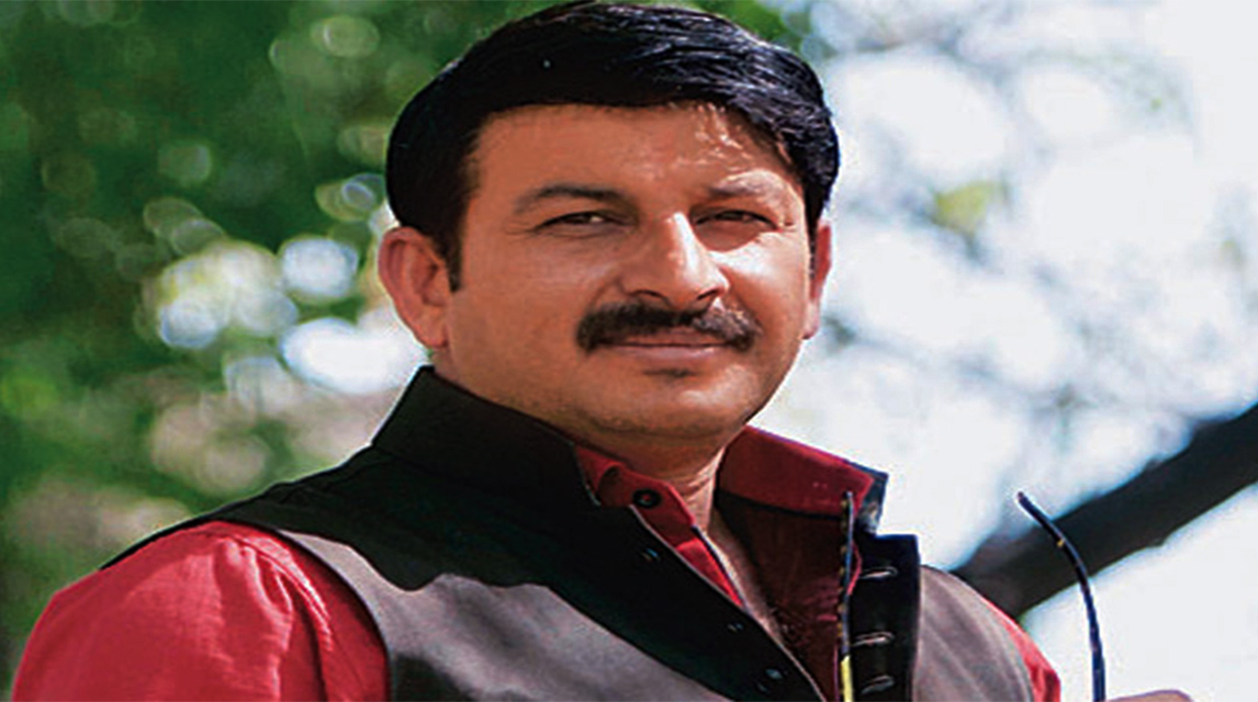 Manoj Tiwari Income