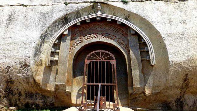 barbar caves dawar