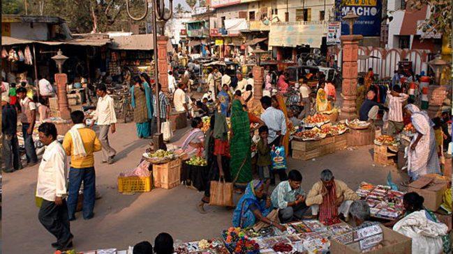 Bodh gaya Market