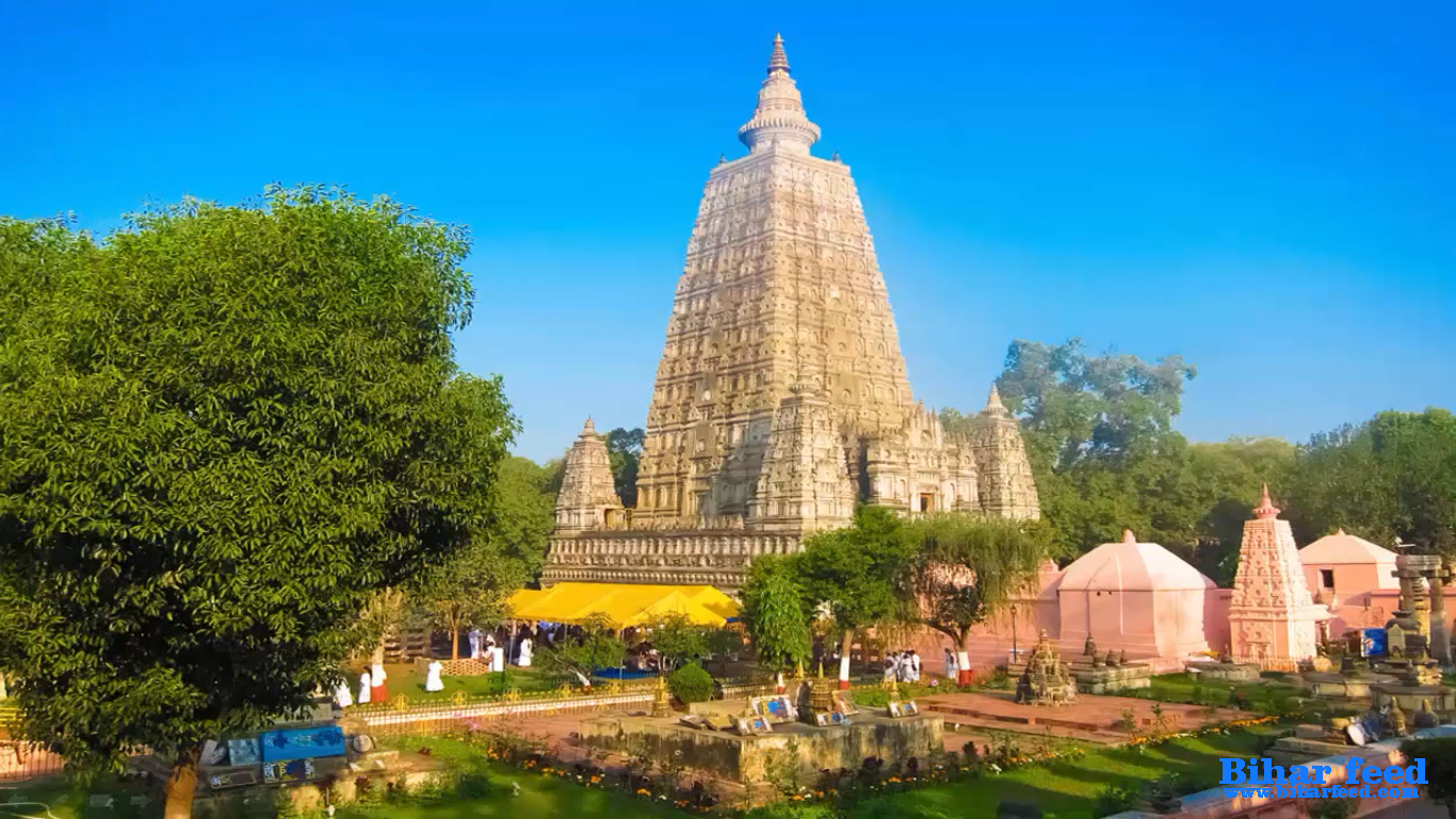 Photo of Maha Bodhi Temple,Bodh Gaya