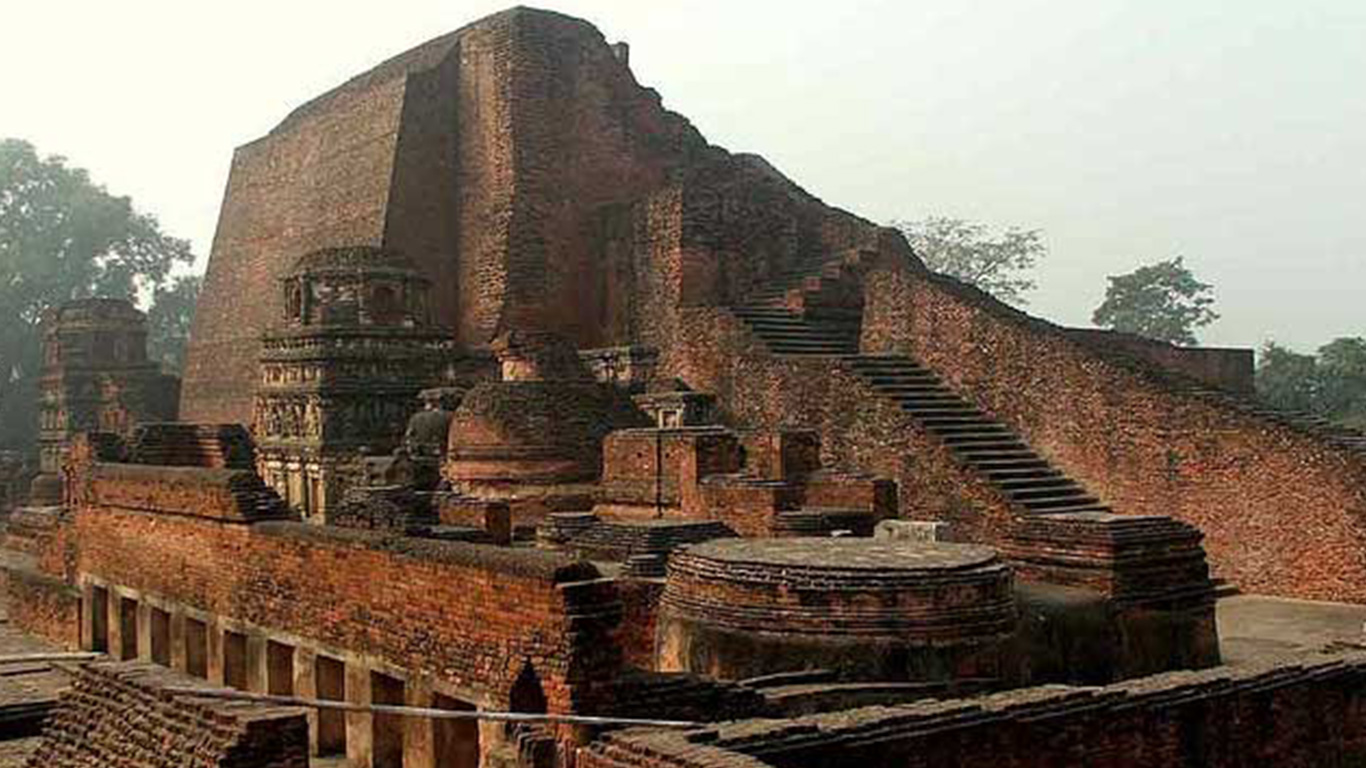 Photo of Nalanda University Destruction- A great loss to humanity.