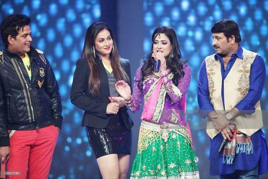 IBFA bhojpuri award show 2018