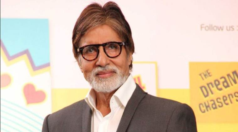 Amitabh bachachan upcoming film 2018