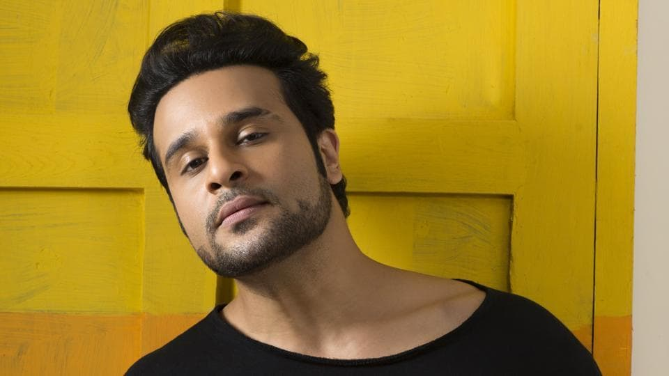 biography of Krushna-Abhishek