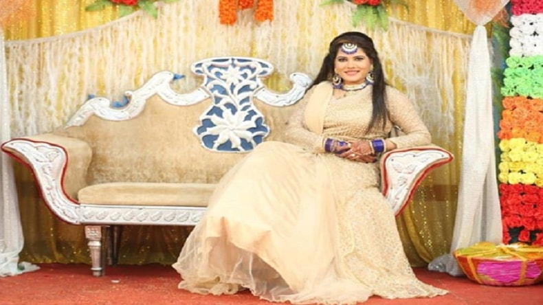 Seema Singh want to leave the Bhojpuri industry
