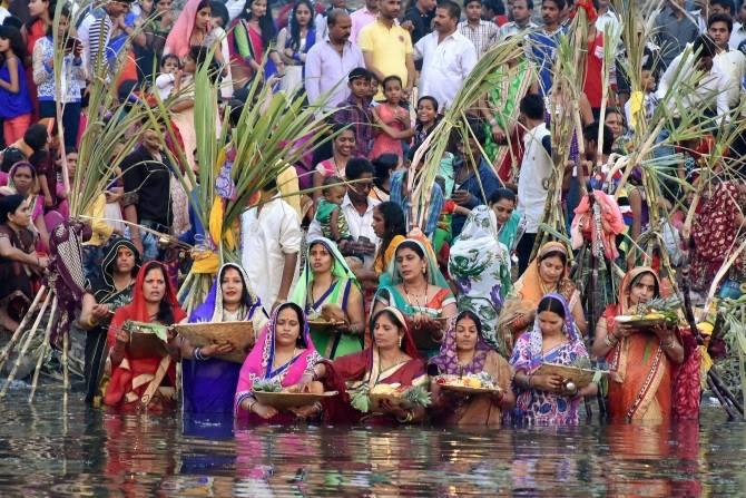 chhath-puja-celebrations