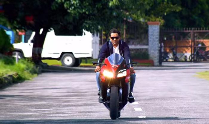 Nirahua chalal london trailer release