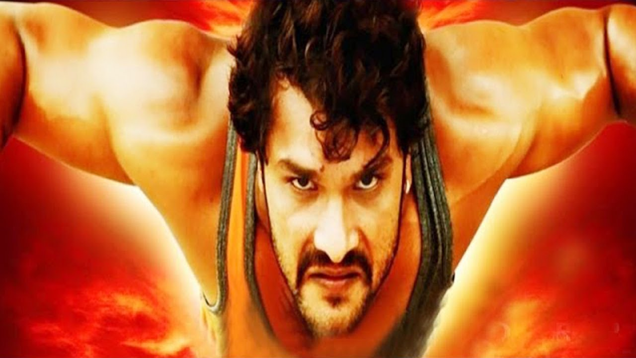 Bhojpuri movie baaghi