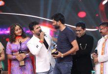 sabrang Bhojpuri cine award show 2019