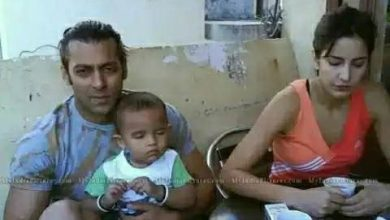Top 6 interesting photos of Salman Khan