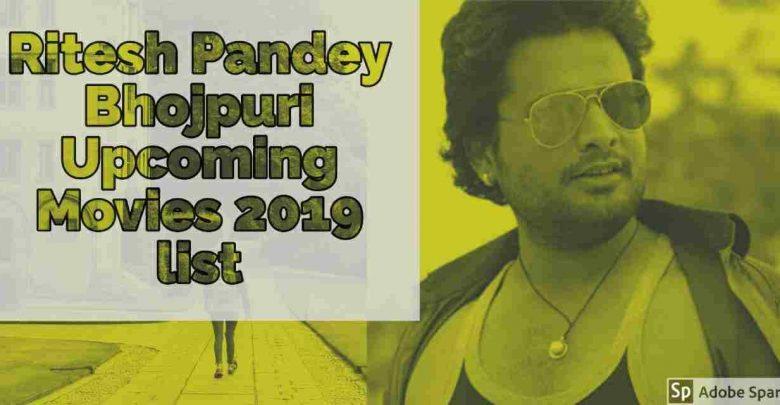 उन्होंने 2016 में फिल्म 'बाल्मा बिहारवाला -2' से भोजपुरी फिल्म में शुरुआत की, जिसमें पाखी हेगड़े अरविंद अकRitesh Pandey Bhojpuri Upcoming Movies 2019 and 2020 List