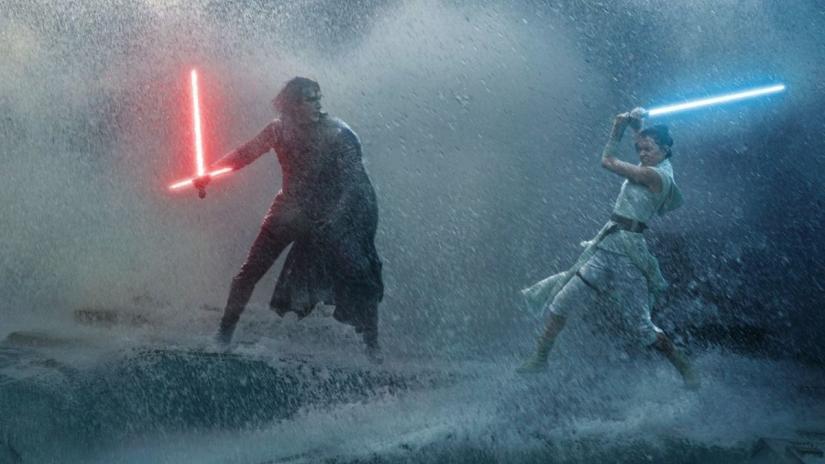 Star Wars: The Rise of Skywalker movie